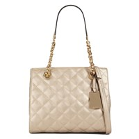 Aldo Clearbrook Tote Bag Champagne