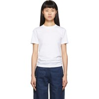 Acne Studios White Dorla E Base T Shirt