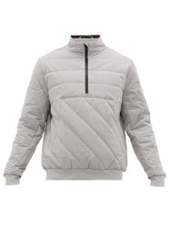 Lndr Wr Puffa Quilted Jacket Grey