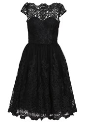 Chi Chi London Matilda Cocktail Dress Party Dress Black