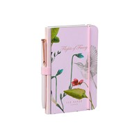 Ted Baker Oriental Bloom Notebook And Pen Mini
