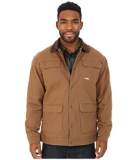 Mountain Khakis Ranch Shearling Jacket Tobacco Men's Coat Brown