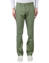 Maison Kitsune Trousers Casual Trousers Men Military Green