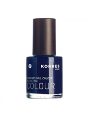 Korres Nail Lacquer Midnight Blue