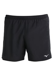 Mizuno Impulse Core Square Sports Shorts Black