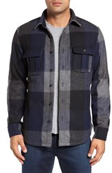 Nordstrom Men's Men's Shop Wool Blend Shirt Jacket