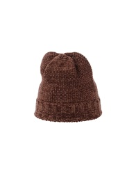 Selected Femme Hats Cocoa