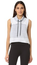 Free People Movement Wrap It Up Vest Grey