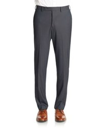William Rast Pindot Flat Front Pants Navy