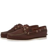 Timberland Classic Boat Shoe Brown