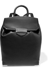 Alexander Wang Prisma Skeletal Textured Leather Backpack