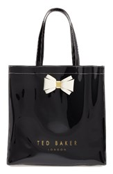 Ted Baker London Large Icon Bow Tote Black