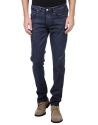 Cycle Trousers Casual Trousers Men Blue