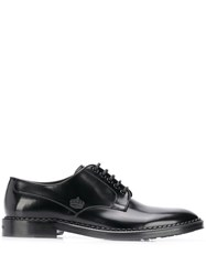 Dolce And Gabbana Classic Derby Shoes Black