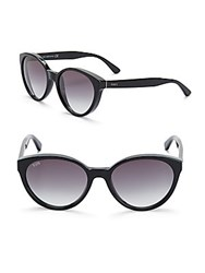 Tod's Gradient Cat's Eye Sunglasses Black