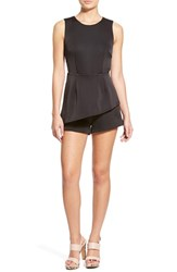 Women's Keepsake The Label 'The Only One' Peplum Front Romper