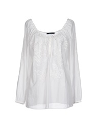 Guess By Marciano Blouses White
