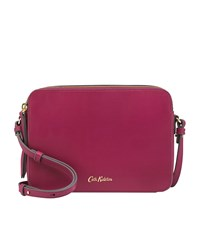 1e3903ff17 Cath Kidston Leather Cross Body Bag Purple