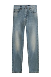 Marc Jacobs Straight Leg Jeans Blue