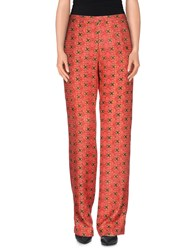 Manoush Trousers Casual Trousers Women Red