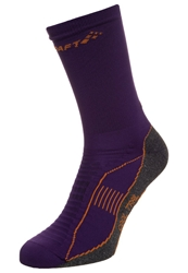 Craft Cool Trail Sports Socks Dynasty Lilac Flourange Purple