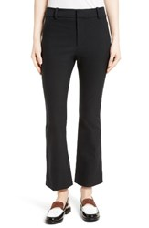 Derek Lam Women's 10 Crosby Crop Flare Trousers
