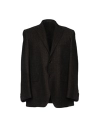Nardelli Blazers Dark Brown