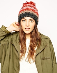 Barts Sophie Beanie Hat Charcoal