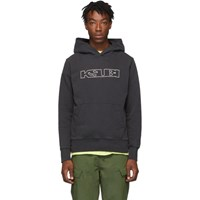 Ksubi Black Sign Of The Times Hoodie