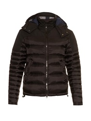 Burberry Farrier Down Filled Quilted Bomber Jacket