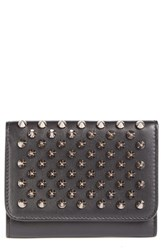 Christian Louboutin Women's 'Panettone' Spiked French Wallet
