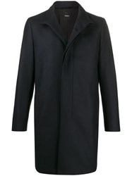Theory Belvil Single Breasted Coat 60
