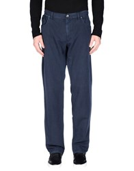 Henry Cotton's Trousers Casual Trousers Men Dark Blue