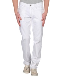 Billtornade Denim Pants White