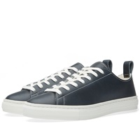 Buddy Bull Terrier Low Navy Leather