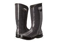 Bogs Linen Rainboot Dark Gray Women's Rain Boots
