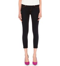 Ted Baker Lucc Skinny Mid Rise Jeans Rinse Denim