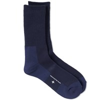Head Porter Plus Sock Blue
