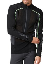 Helly Hansen Hh Warm Flow Baselayer Tee Black