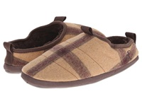 Bedroom Athletics Bale Tan Brown Men's Slippers