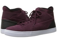 Puma Play Bc Wine Tasting Black Men's Shoes Wine Tasting Puma Black