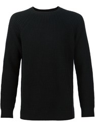 Levi's Crew Neck Jumper Black