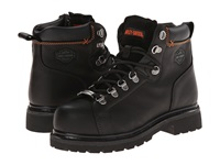 Harley Davidson Gabby Steel Toe Black Women's Work Lace Up Boots