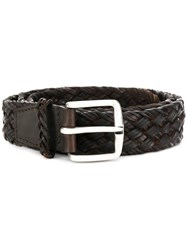 Orciani T. Moro Belt Brown