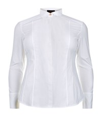 Marina Rinaldi Fitted Shirt White