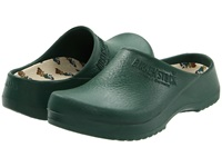 Super Birki By Birkenstock Green Clog Shoes