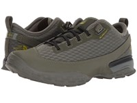 The North Face One Trail Deep Lichen Green Citronelle Green Shoes Olive