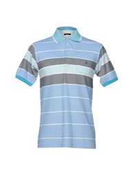 Bramante Polo Shirts Sky Blue