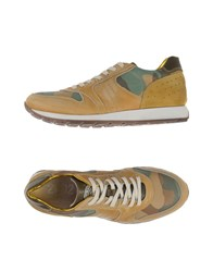 Primabase Footwear Low Tops And Trainers Men Ocher