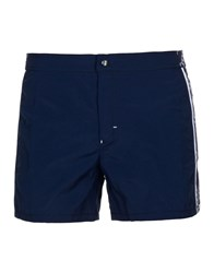 La Perla Swim Trunks Dark Blue